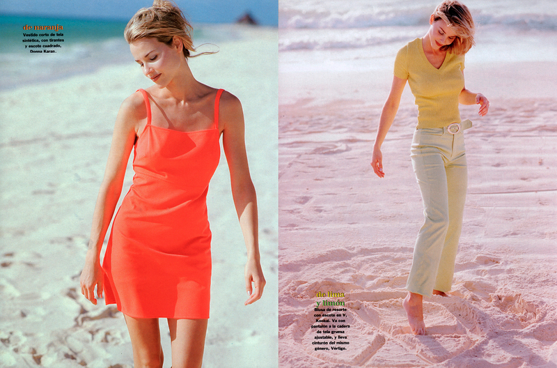 Lisa Flynn in Mexico for Paula Magazine by John Wagner Photography