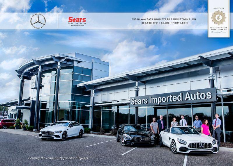 Sears Imported Autos Minneapolis