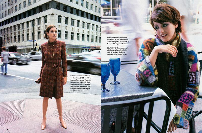 Msp Fall fashion by Minneapolis Photographer John Wagner