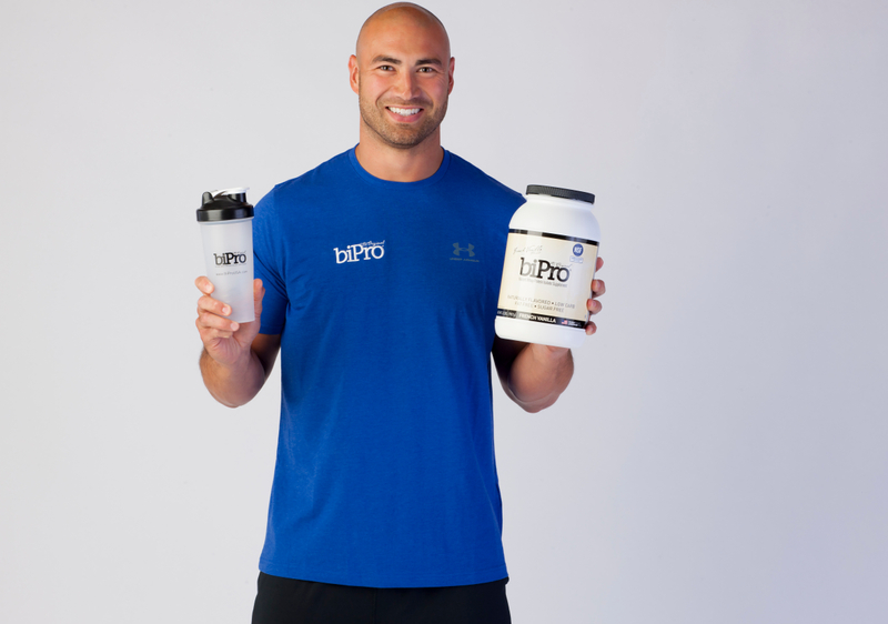 Ben Leber for BiPro by John Wagner Photography