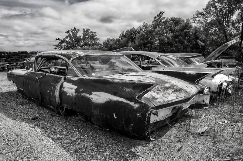 1960 Cadillac Deville by John Wagner Photography