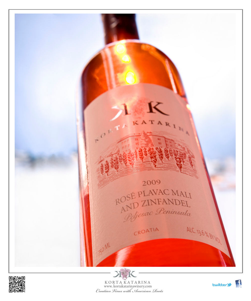 Korta Katerina  wine Photographed at John Wagner Photography