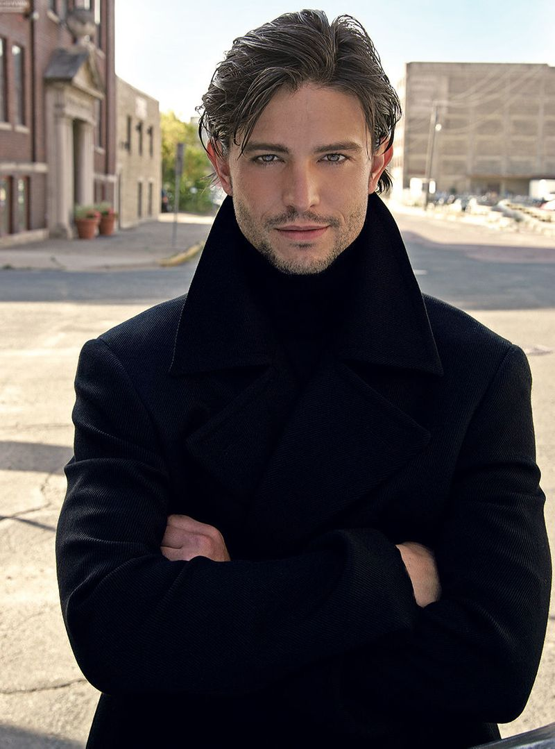 Jason Behr by Minneapolis Photographer John Wagner