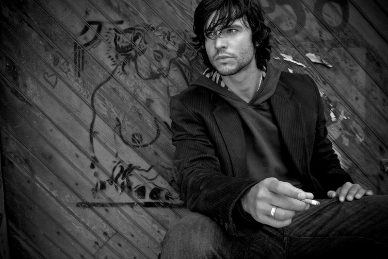 Jason Behr For Interview Magazine by John Wagner Photography