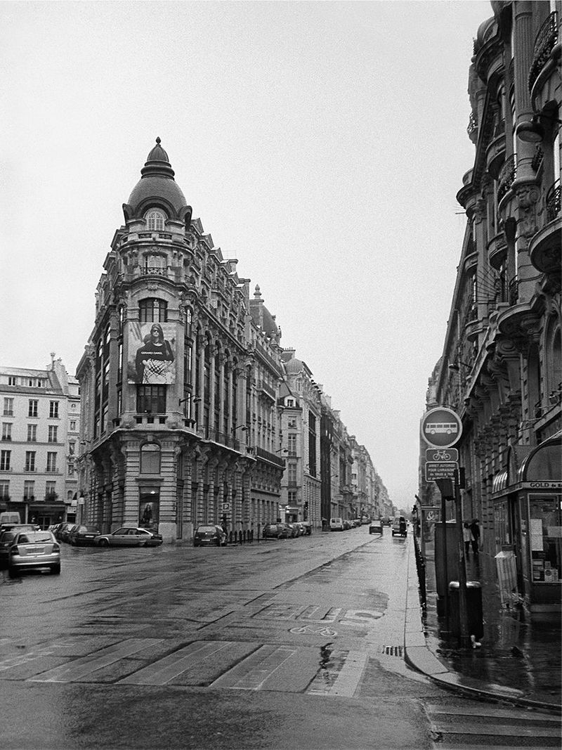 130 rue reaumur 75002 Paris by John Wagner Photography