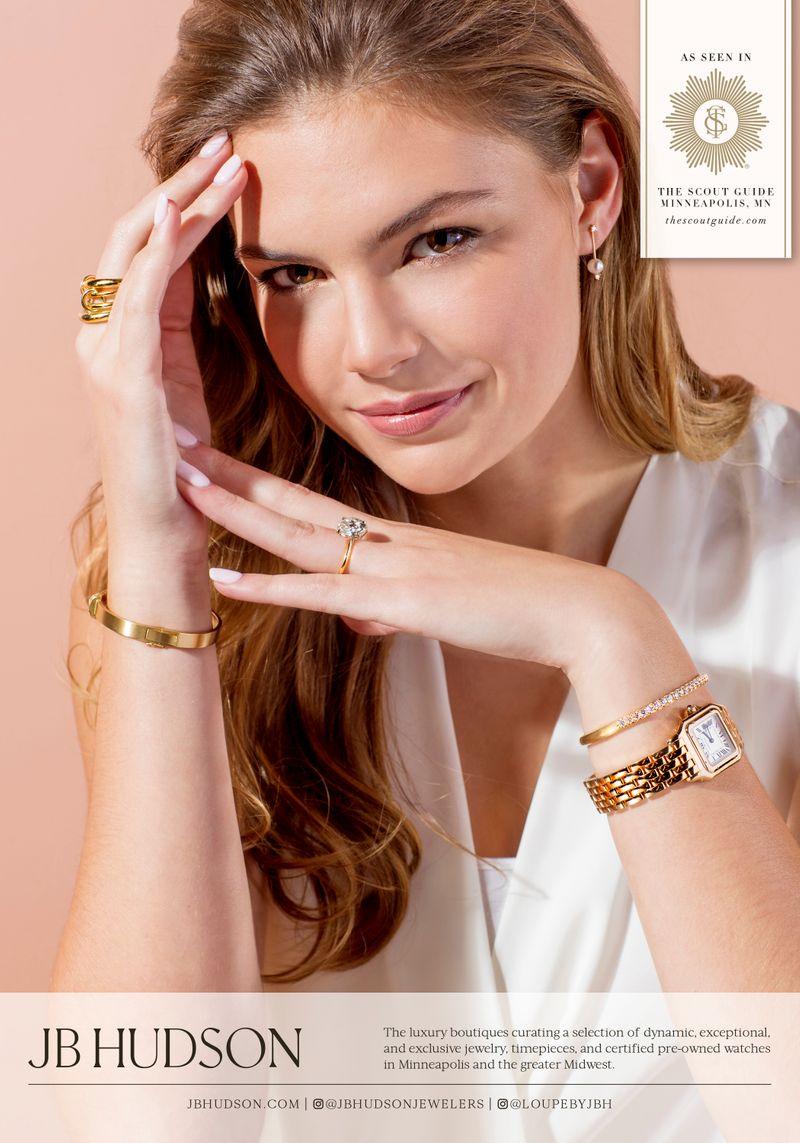 JB Hudson Jewelers by John Wagner