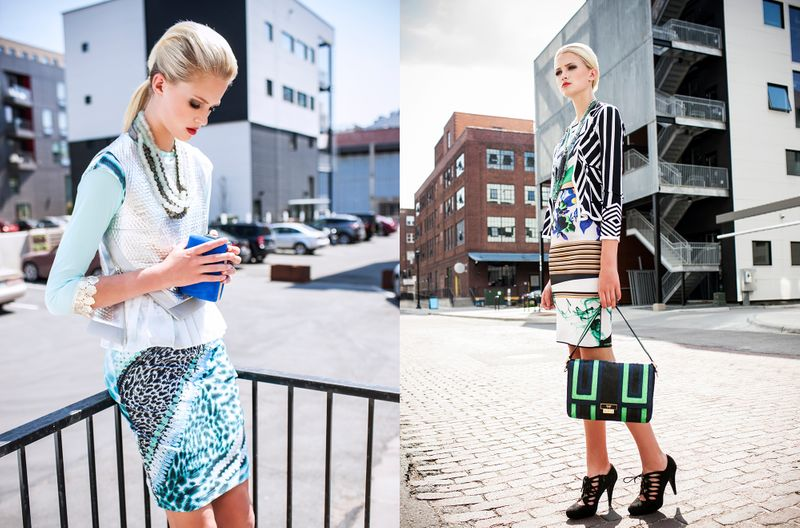 Minneapolis Summer Fashion by John Wagner Photography