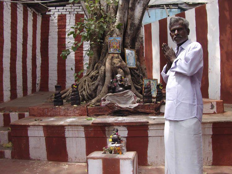 Ganesh temple, Madurai, Tamil Nadu