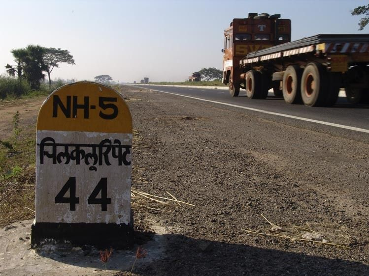 National Highway 5, Orissa