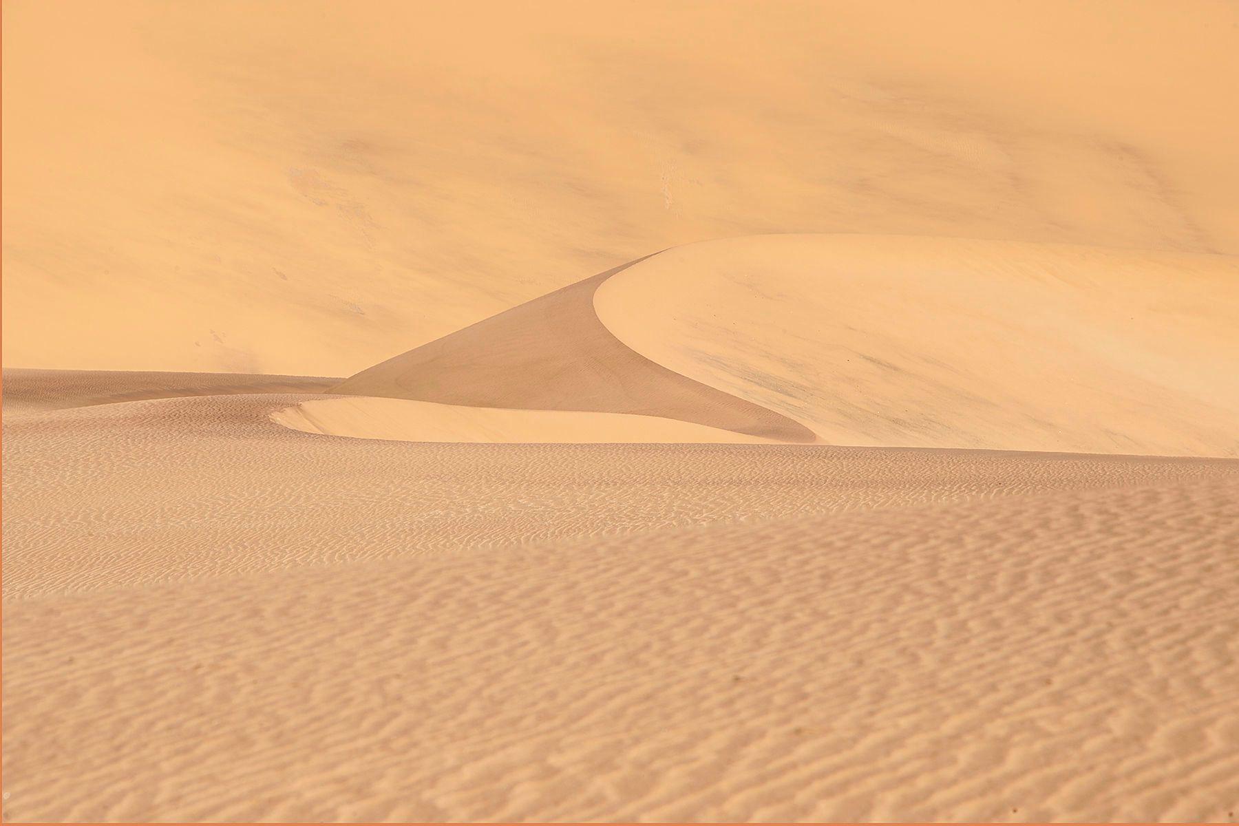 Dunes, Namibia.