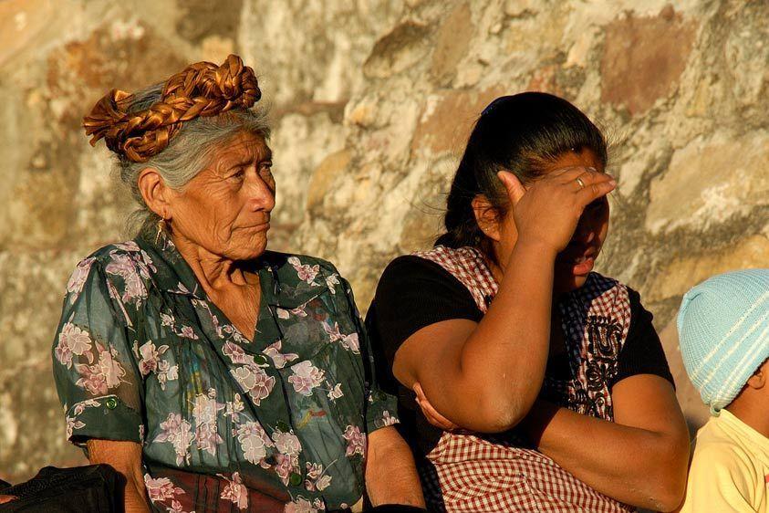 Women, Oaxaca, Mexico