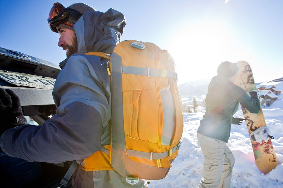 EAGLE CREEK WINTER PRODUCT SHOOT, CRESTED BUTTE COLORADO