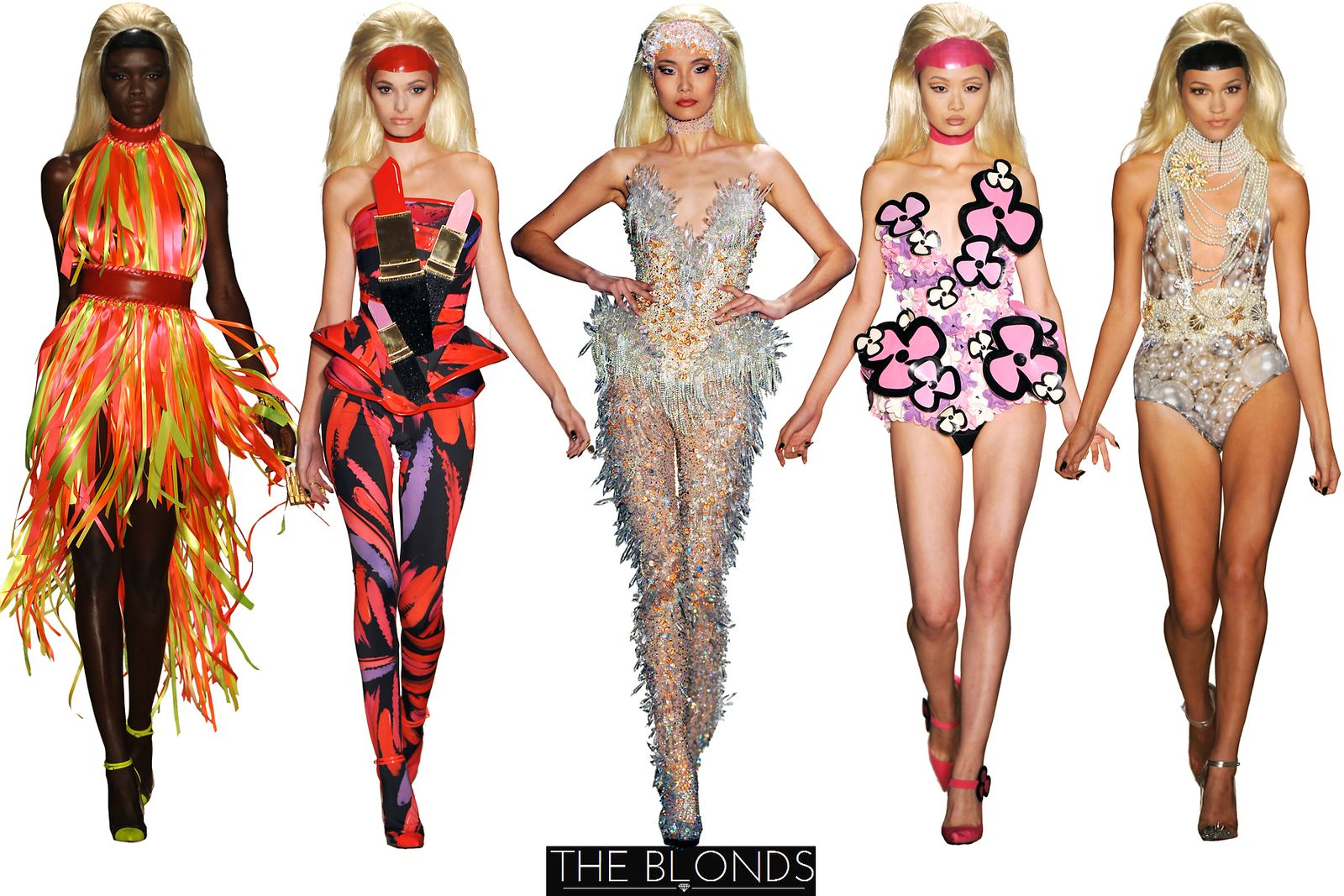 The Blonds Spring/Summer Collection 2013