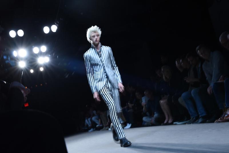 New York Fashion Week - Men's -  John Varvatos