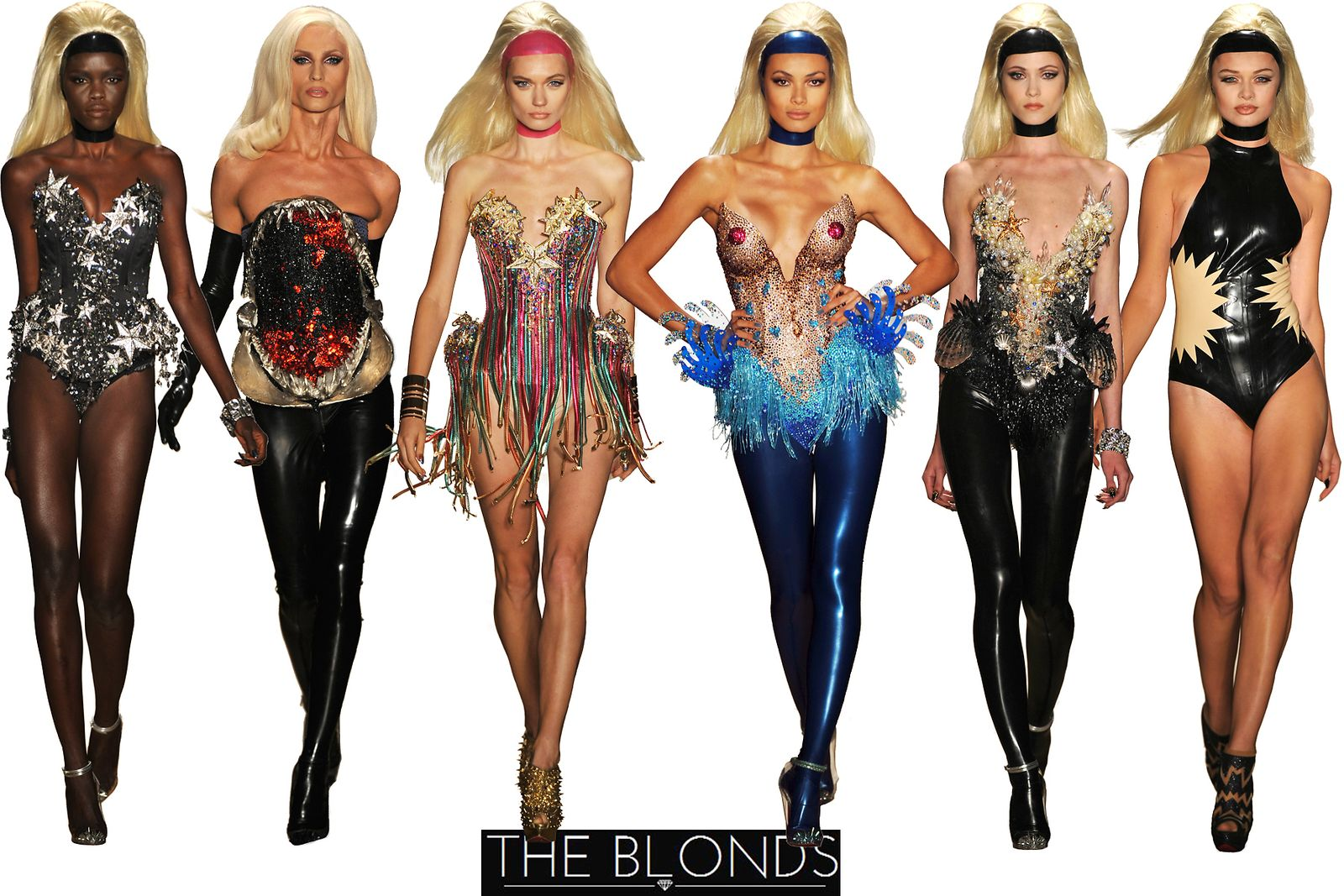 The Blonds Spring/Summer 2013 collection