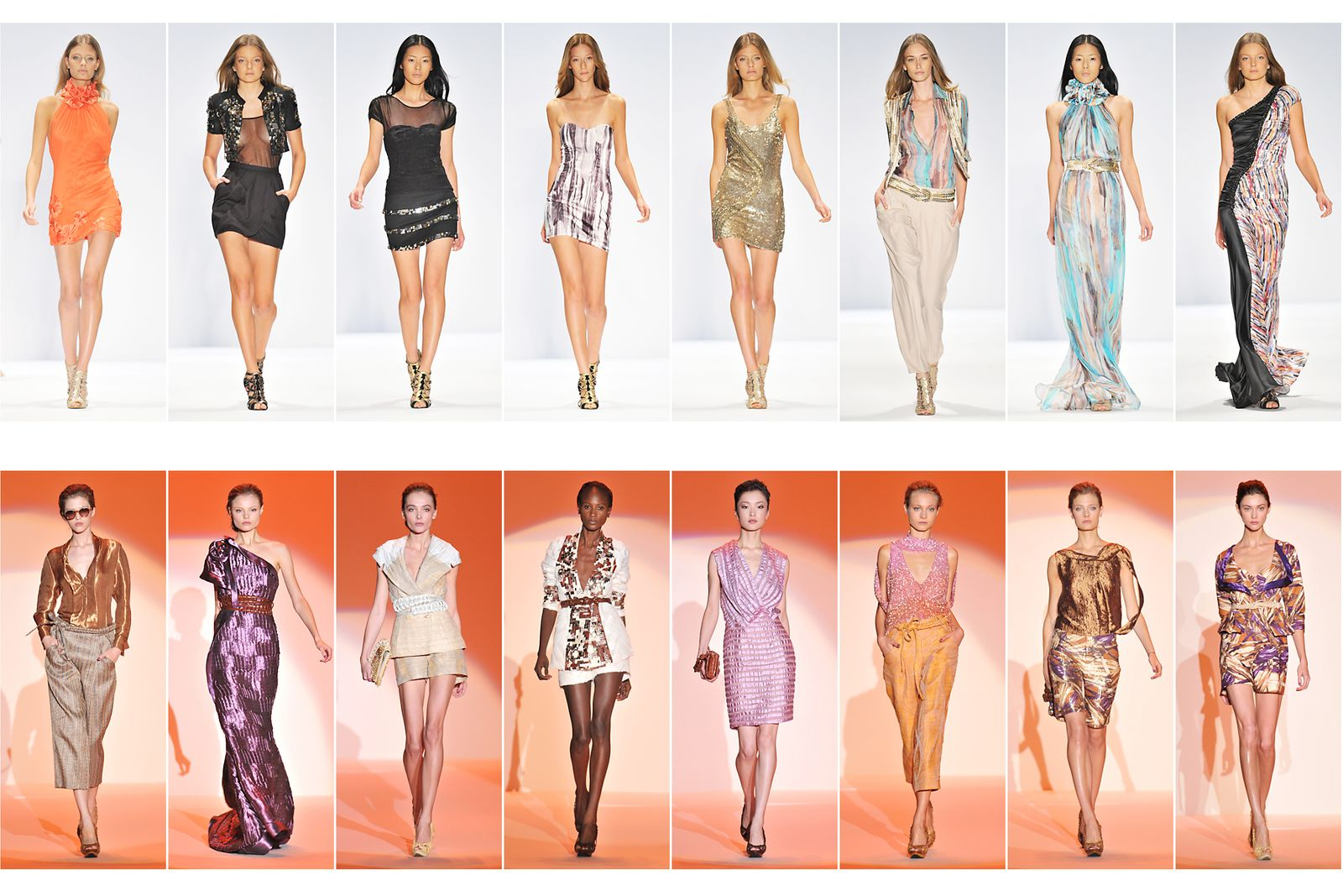 Carlos Miele, Spring/Summer Collections New York Fashion Week.