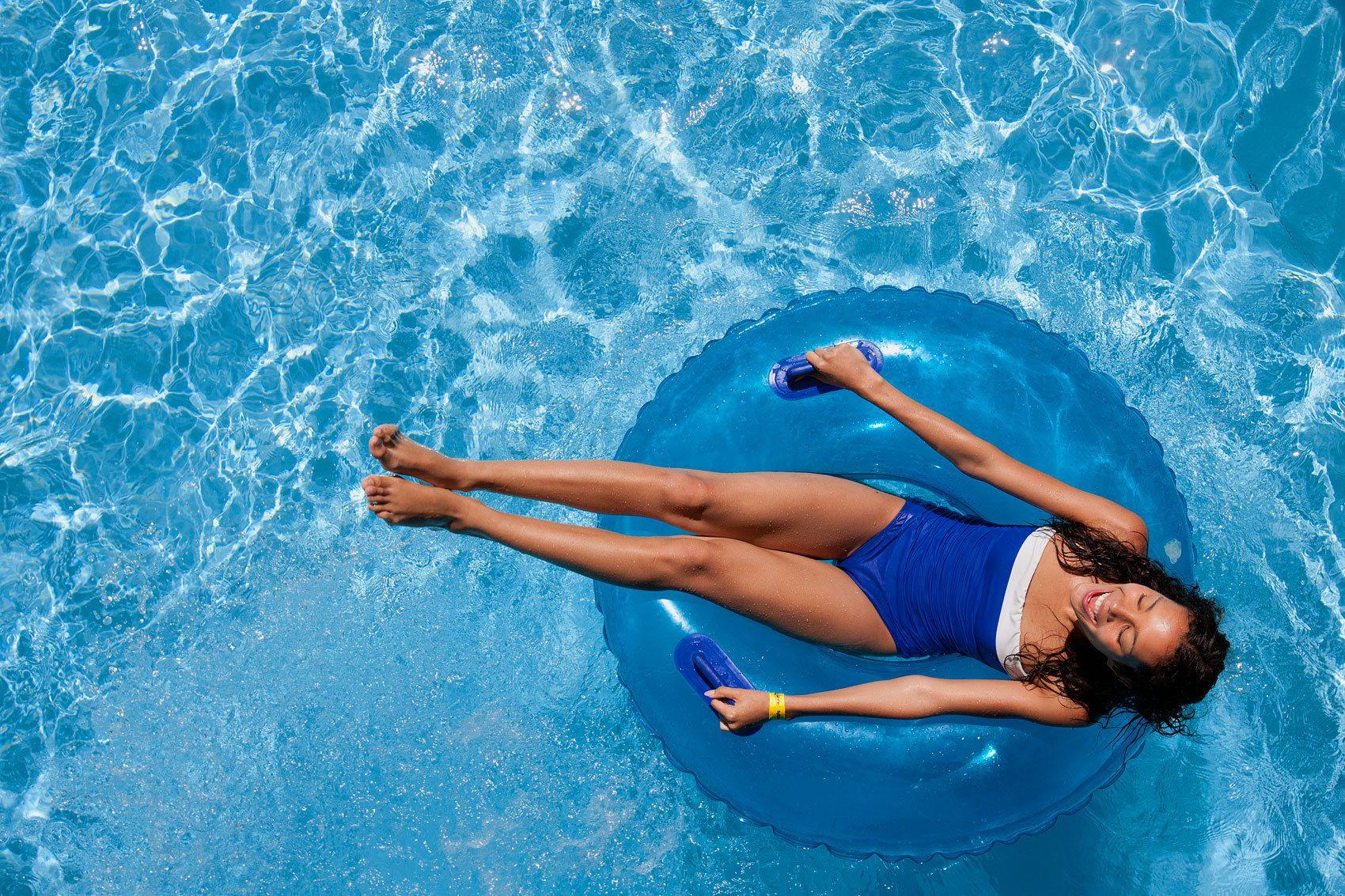 Splish Splash Lazy RiverCorporate Advertising Photography | Dallas TX - Robie Capps