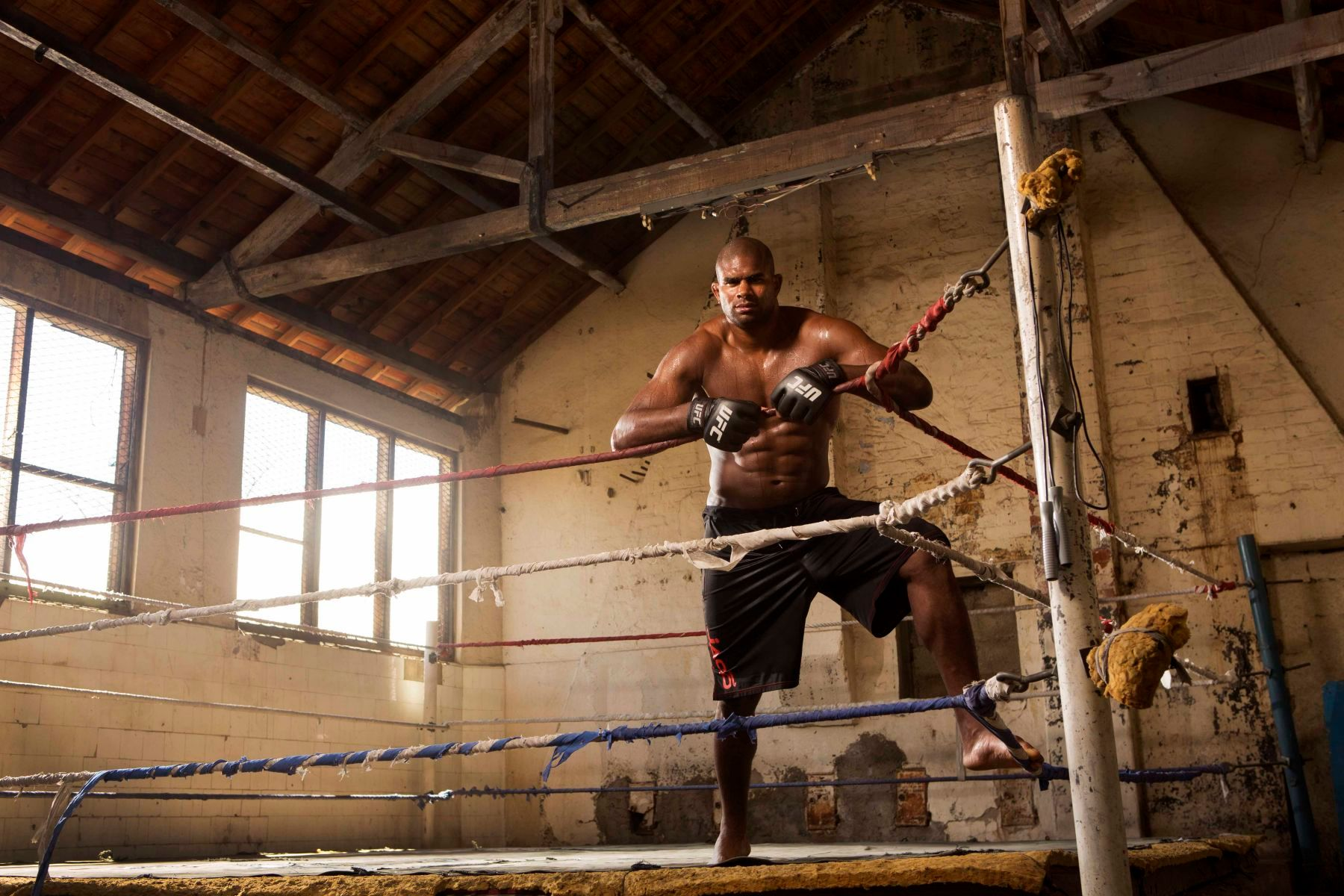 Alistair Cees Overeem 8 copyright William Richards Photography