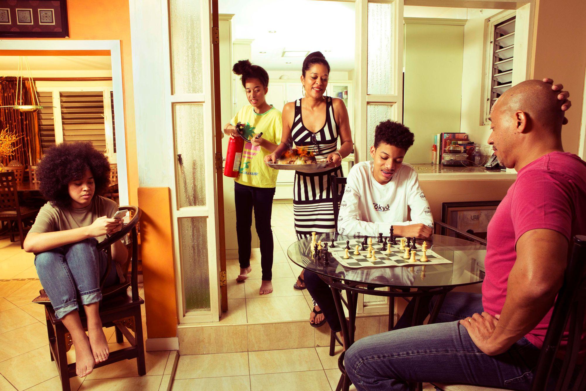 Chen Family Xmas