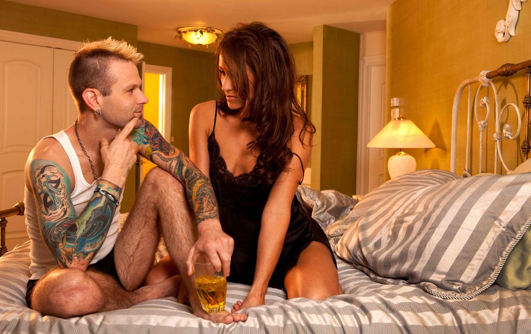 Chad Szeliga and wife