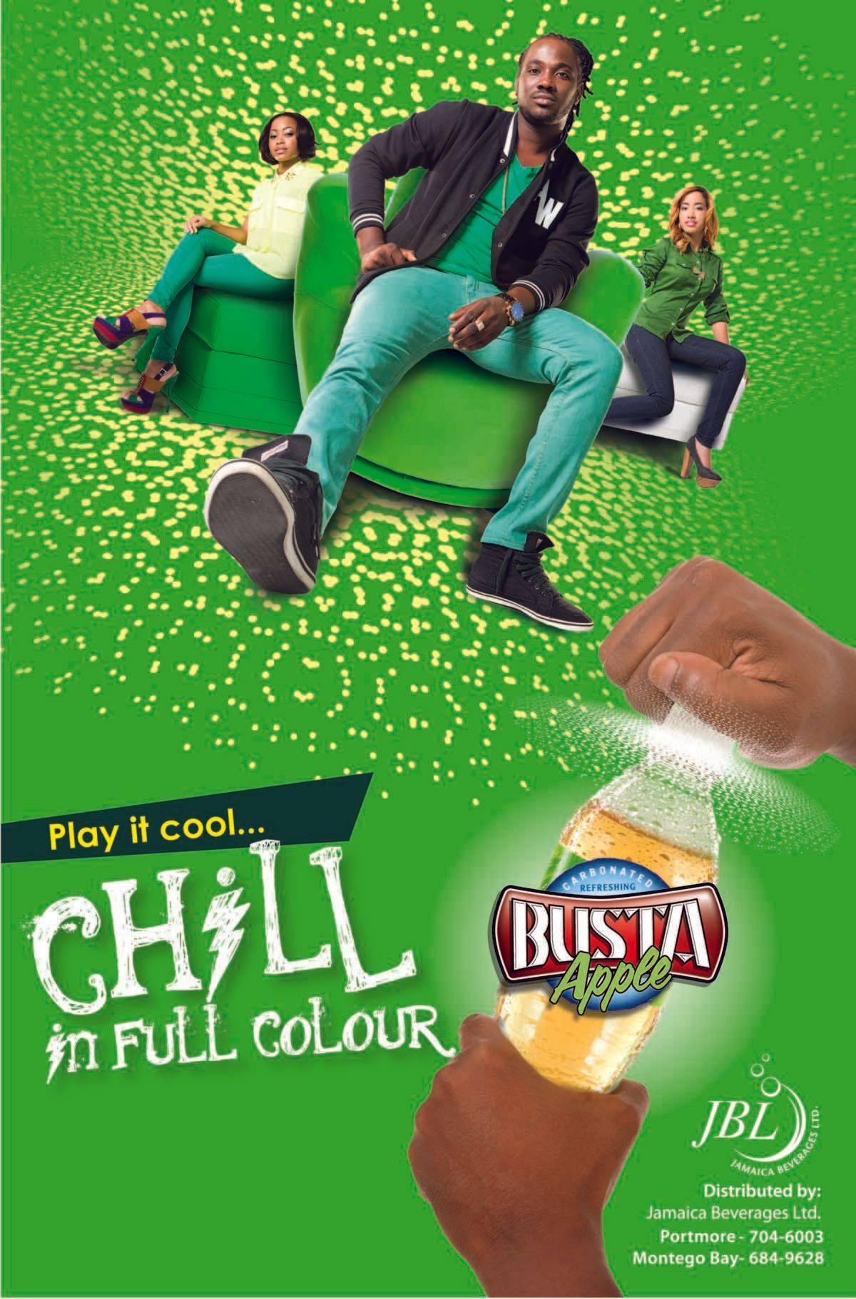 1busta_live_in_full_colour_poster_apple_11in_x_17in_jamaica