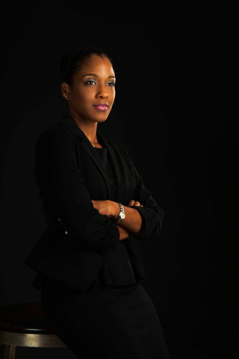 Sanya Goffe, Attorney, National Commercial Bank