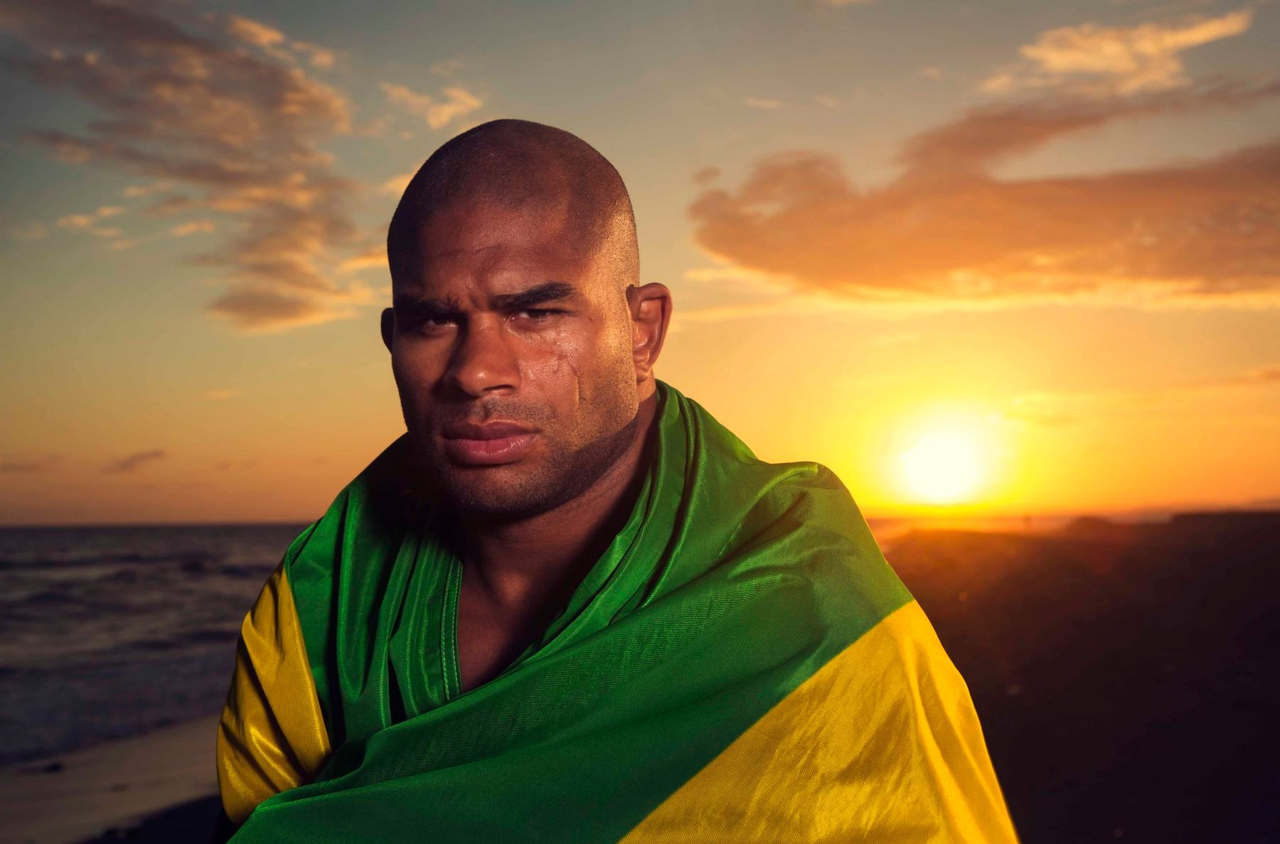 Alistair Cees Overeem 9 copyright William Richards Photography