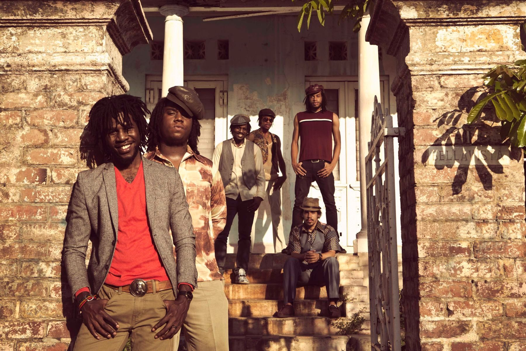 Chronixx and Zinc Fence