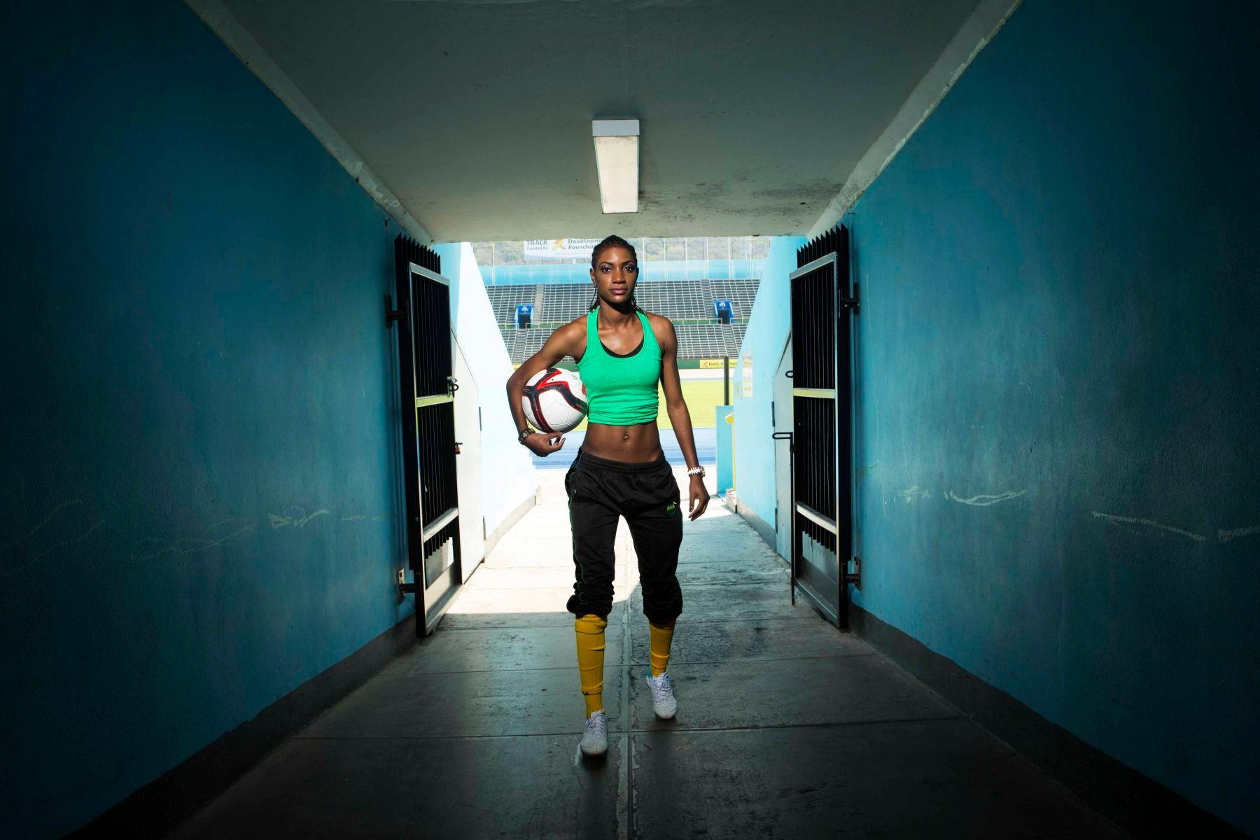 Shakira Duncan, Reggae Girlz
