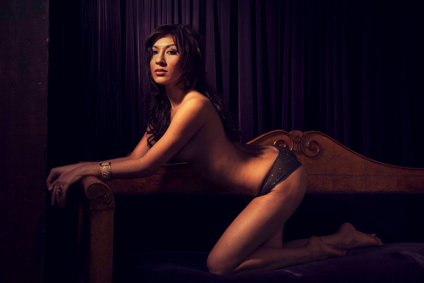 The Persian Goddess