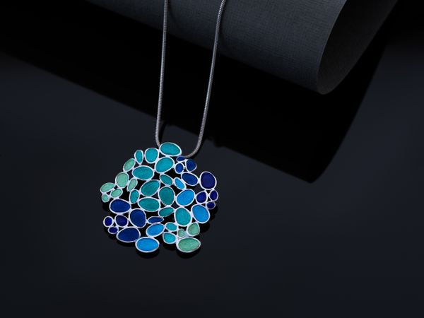 Gaudi Inspired Necklace