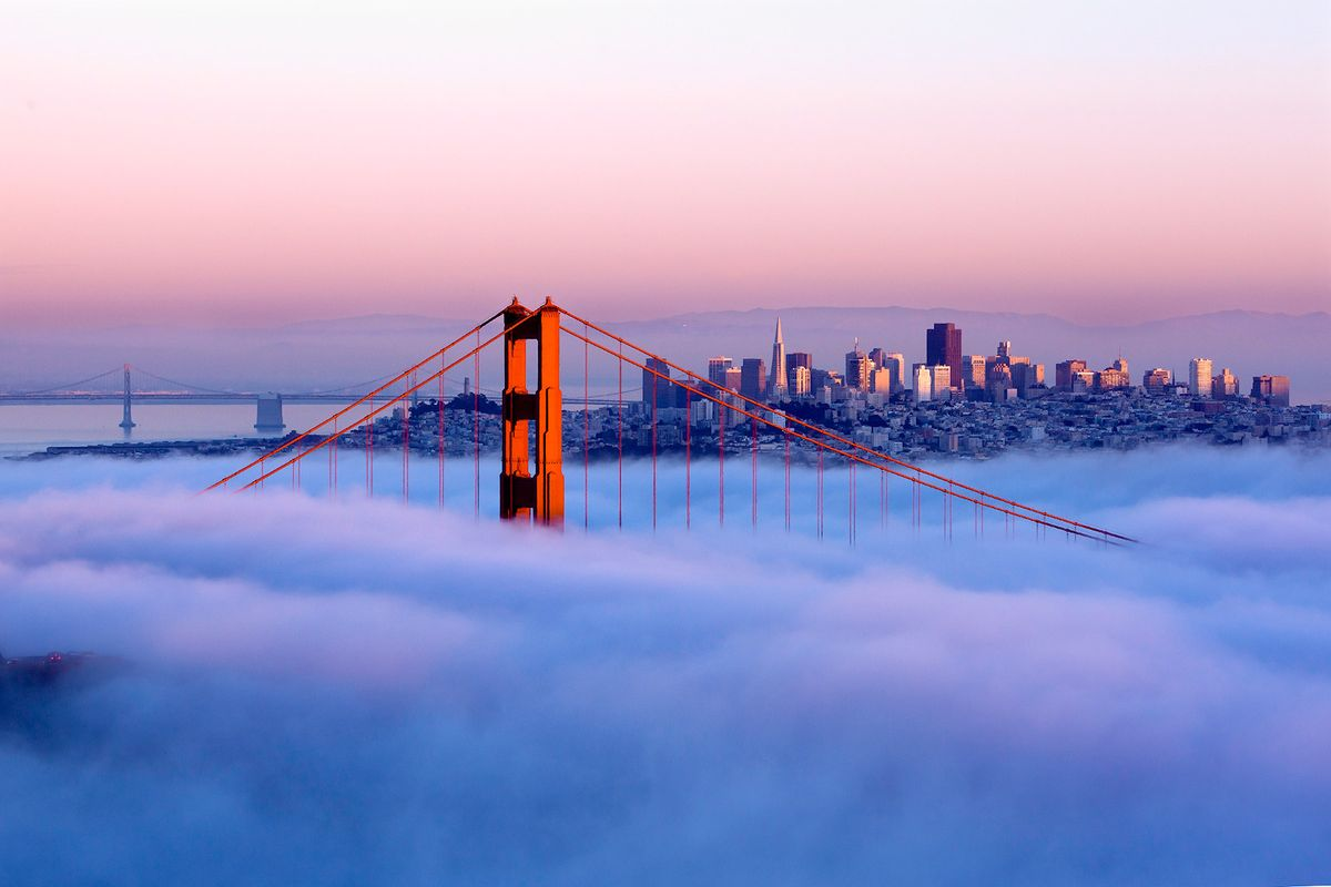 SAN FRANCISCO - 'BLUETOWN'