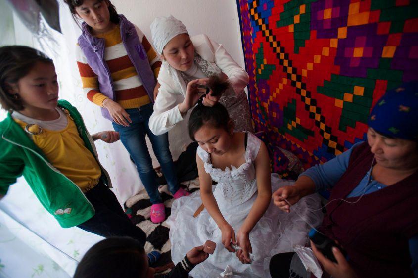 Unholy Matrimony - Bride Kidnapping in Kyrgyzstan - Noriko