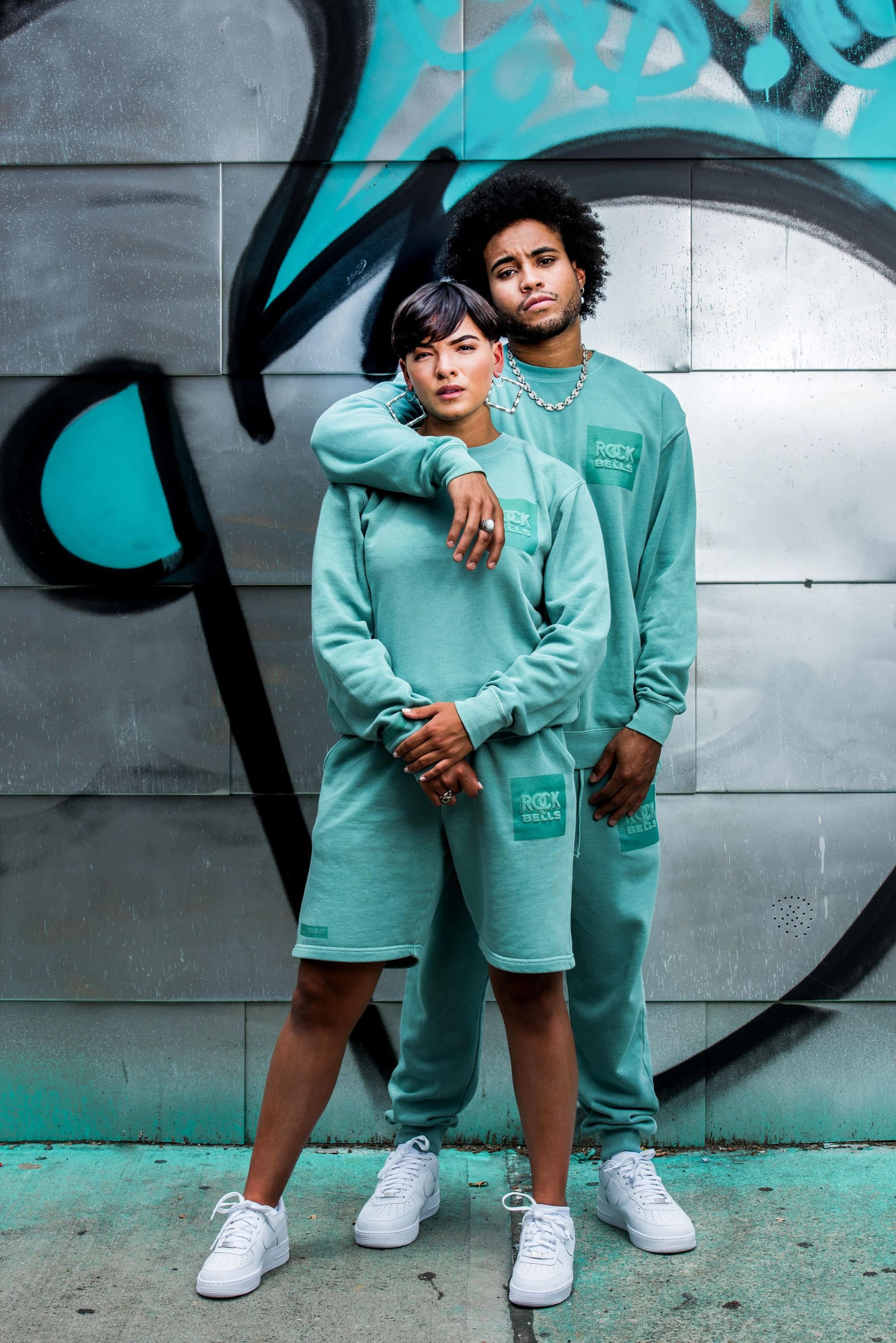 Rock The Bells Essentials Collection - Mint color way