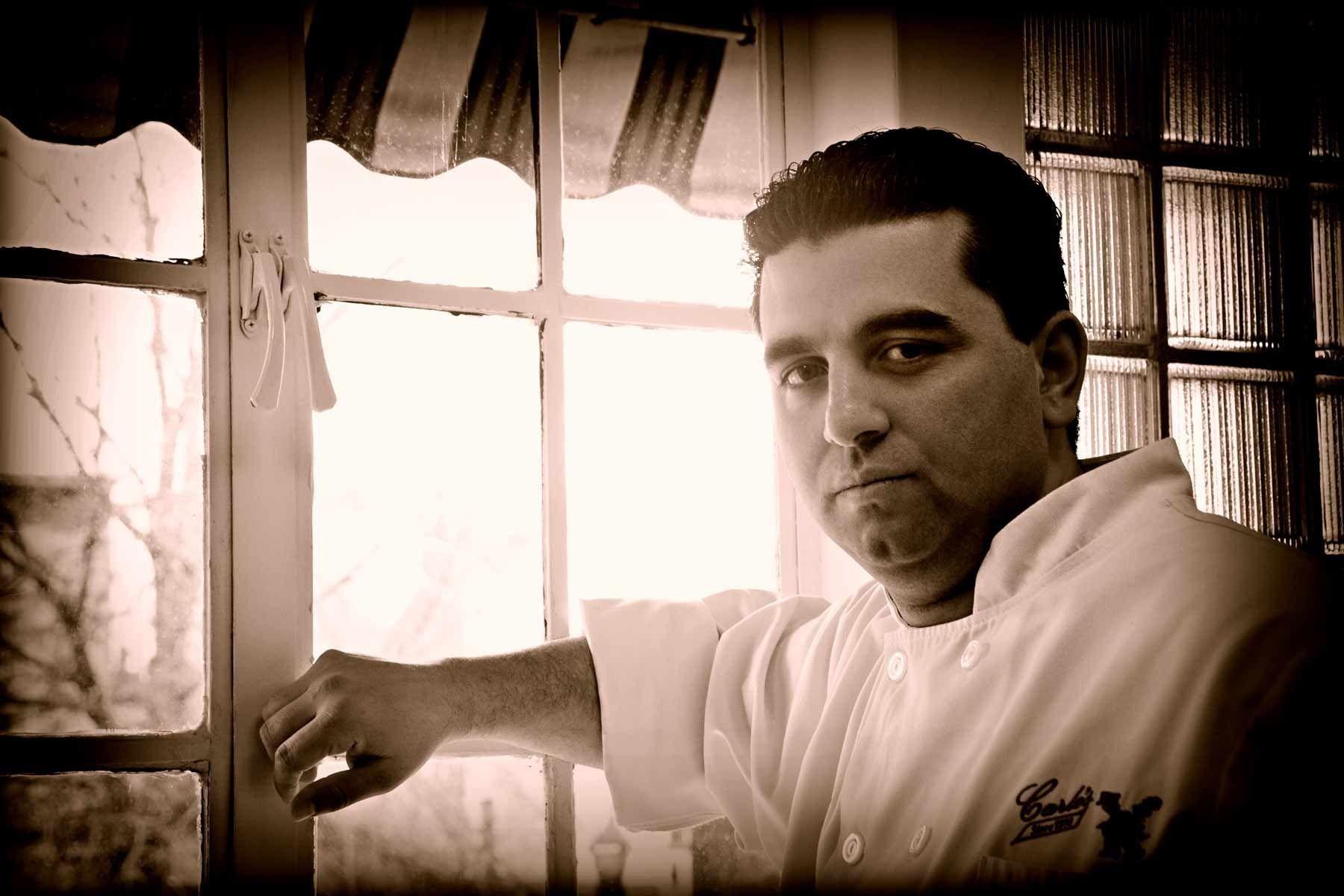 Cake Boss (Buddy Valastro) Photo Shoot