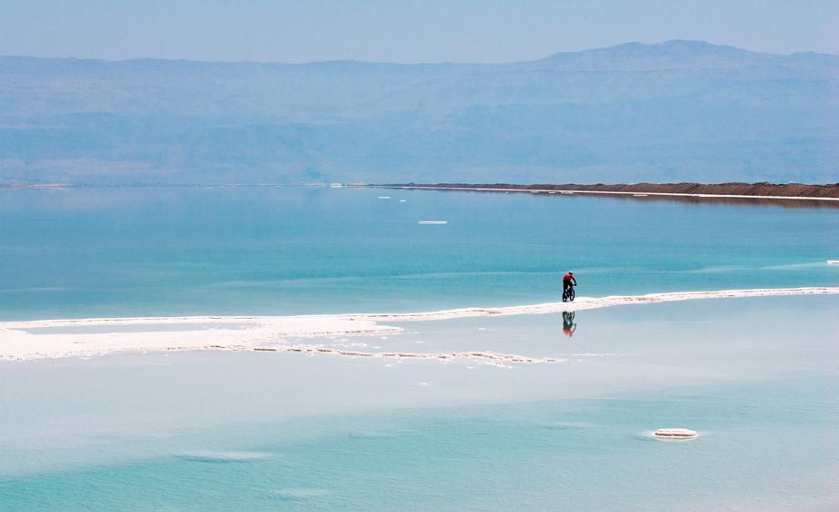 Brian LopesThe Dead Sea, IsraelFilming NWD
