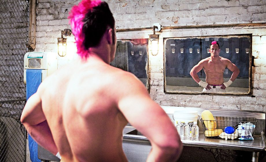 MTV / Mark Burnett ProductionsBully Beatdown Season 2