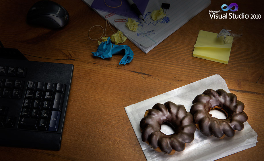 MICROSOFT Global: Visual Studios 2010Agency: Wunderman / VML