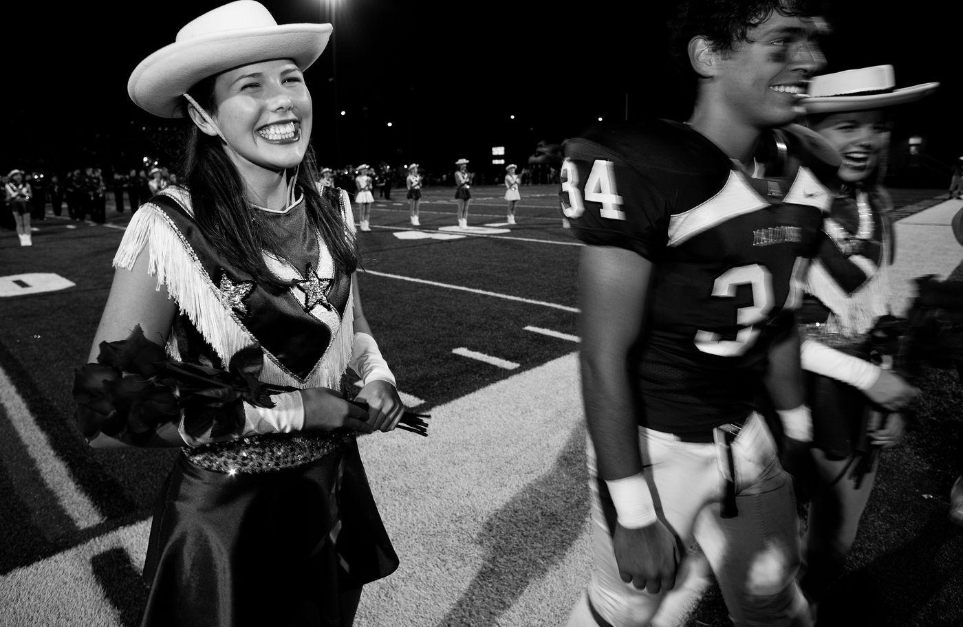 homecoming texas football