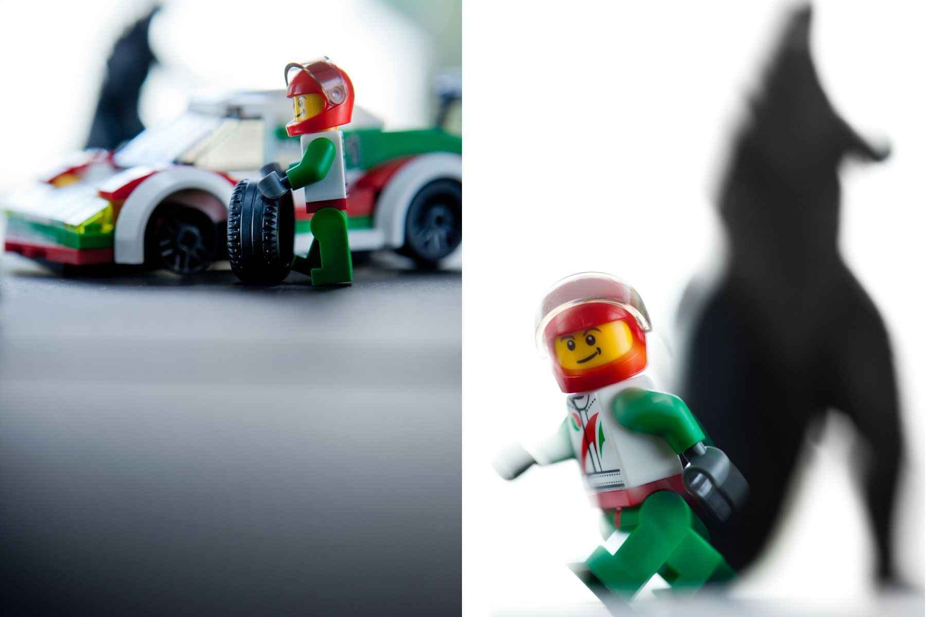 LegoZilla