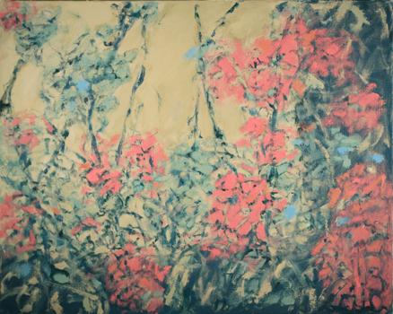 """Foliage IV  24"""" x 30""""  o/c"""