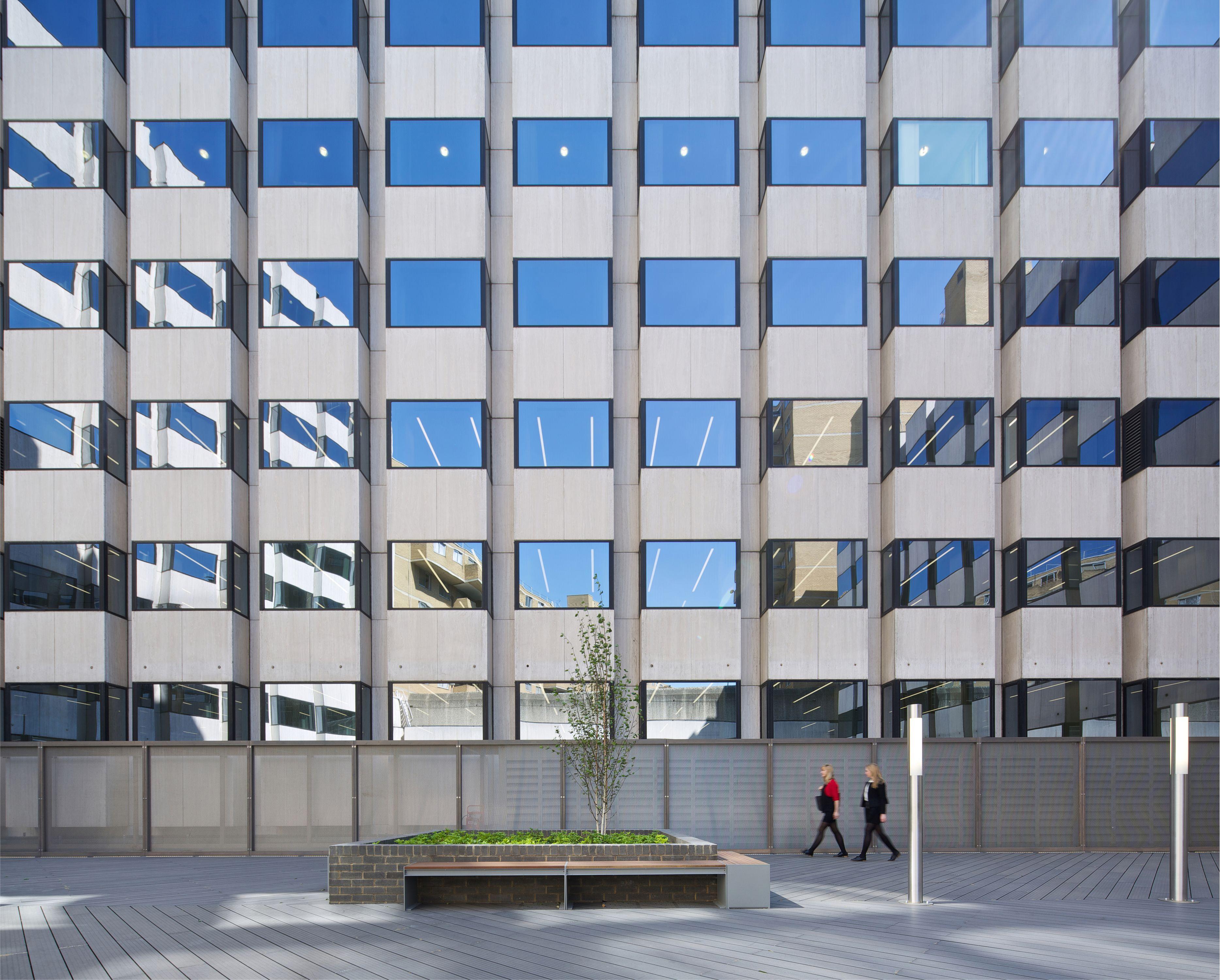 120 Holborn Office Exterior
