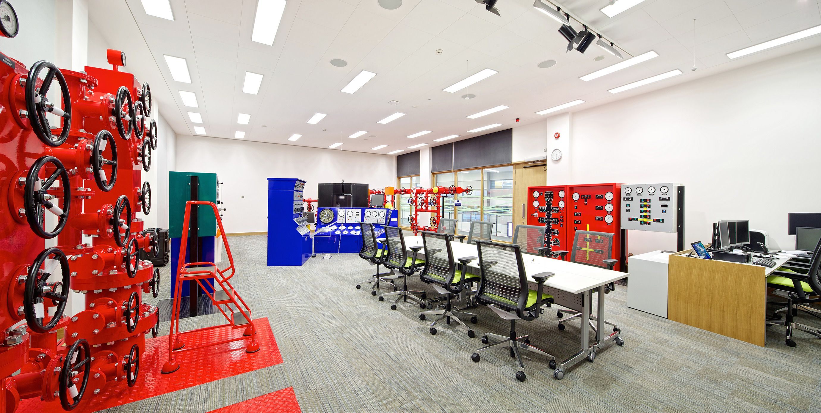 BP Upstream Learning Centre