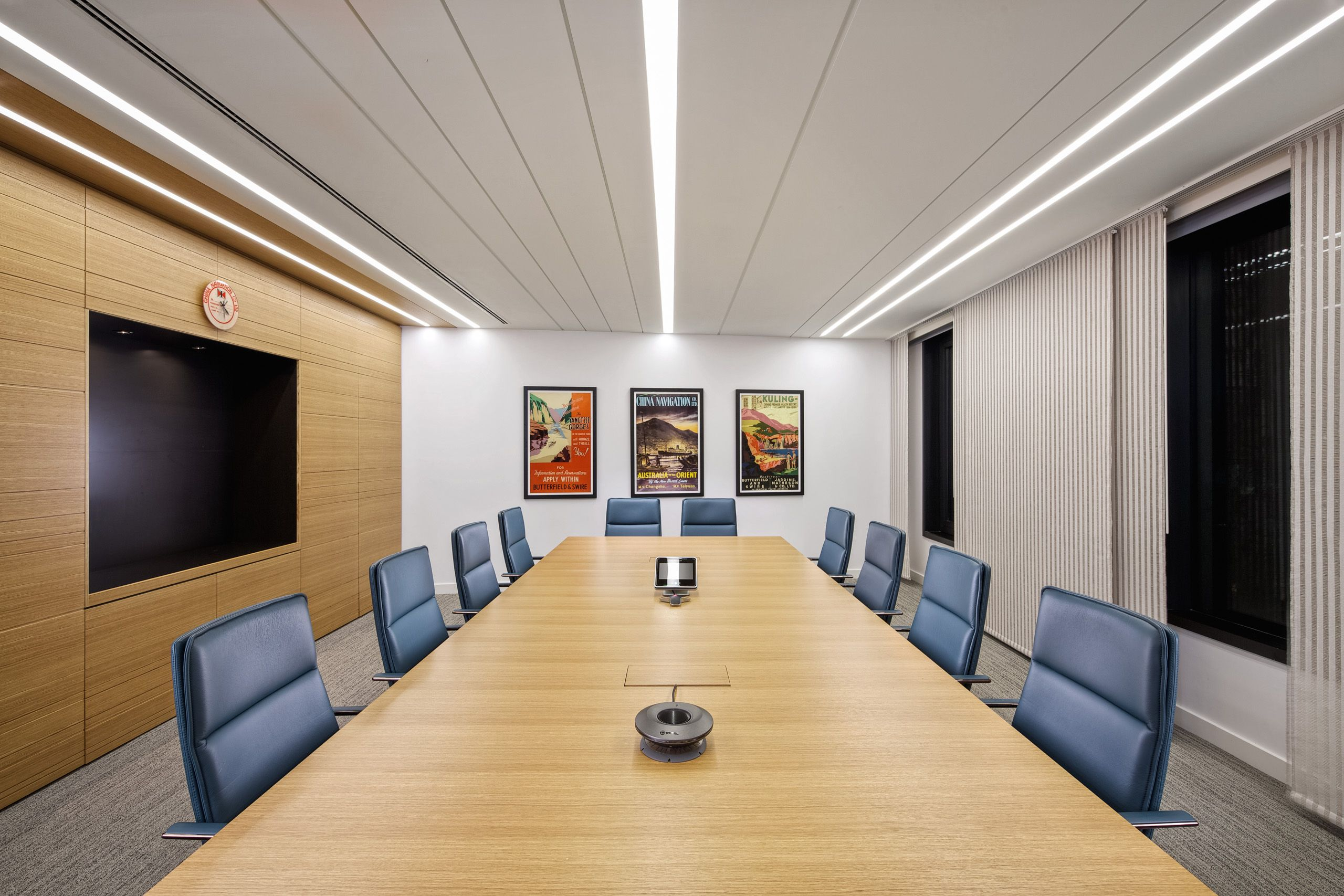 John Swire Board Room