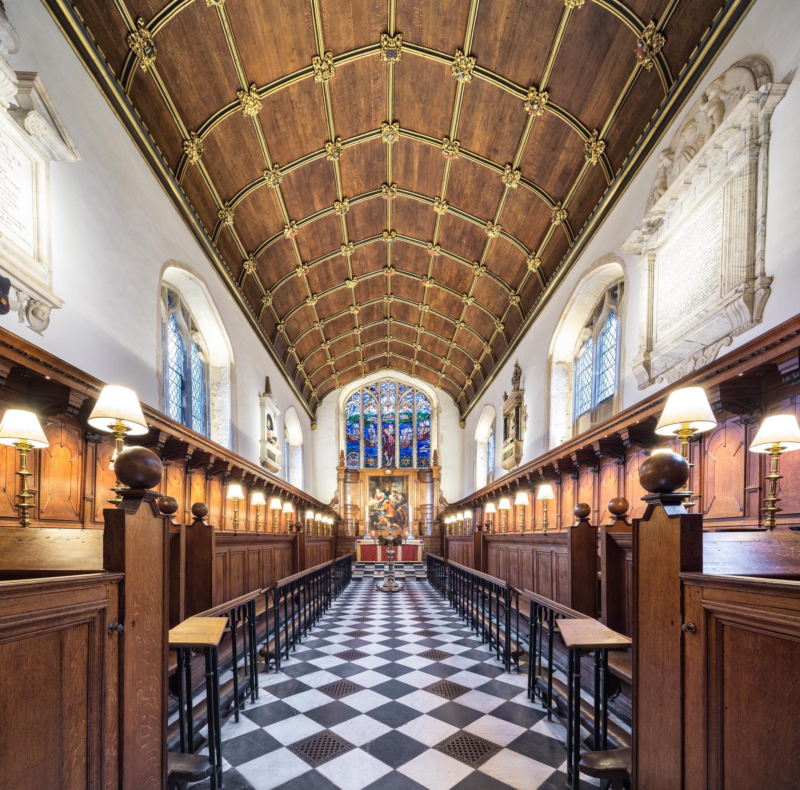 Corpus Christi College Chapel