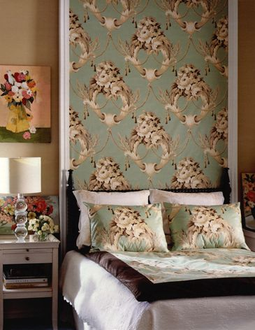 'Martha Stewart Living'Decorating with Chintz