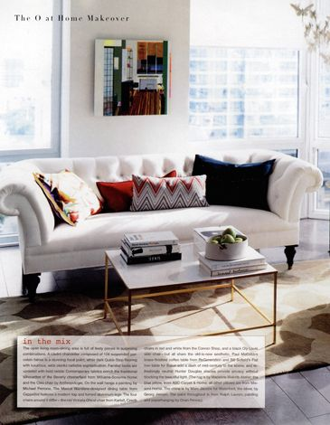 'O' Magazine Dream Apartment