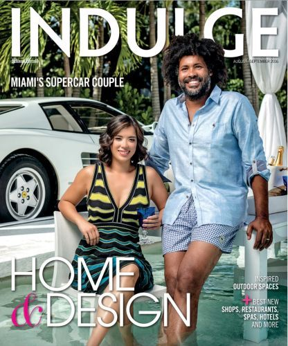 INDULGE Home issue