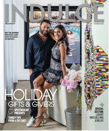 David Grutman & Isabella Rangel for INDULGE