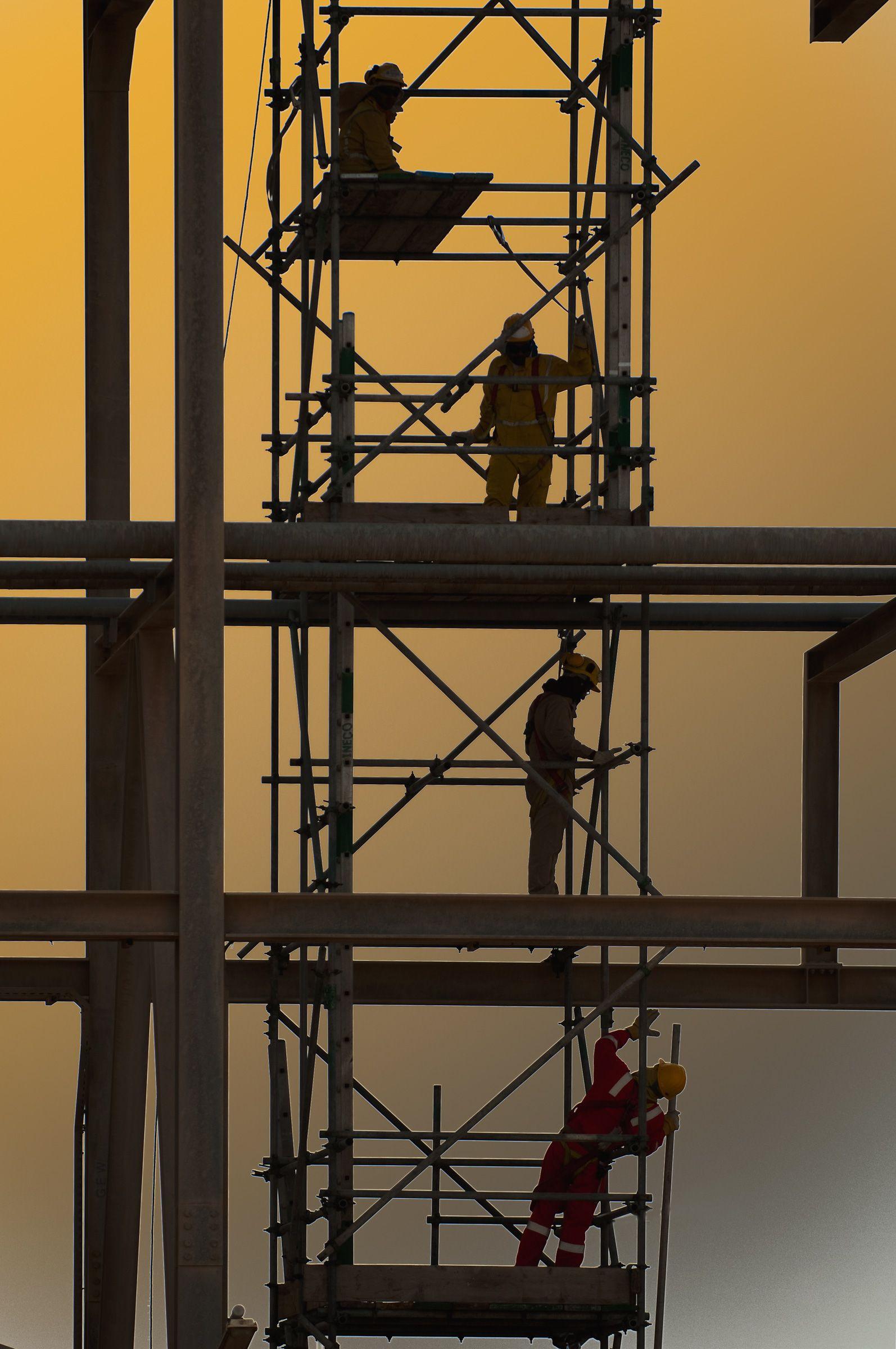 Turnaround / Qatar